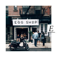 THE EGG SHOP – Wow, impossible to get into this place!!
