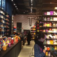 T2 – gorgeous new tea store in Soho on Prince Street