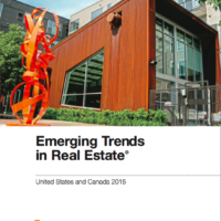2015 MegaTrends Impacting Society & The Global Economy – via Urban Land Institute and PwC