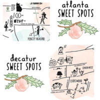 Sweet Peach by Pamela Berger – great blog and recos for southern hot spots!!