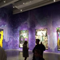 Chris Ofili's Night and Day at The New Museum is a Must-See!!