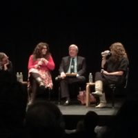 Gabriella Gershenson pulled together a great panel to discuss Brooklyn, The Brand