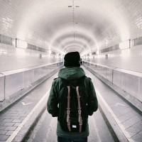 Herschel backpacks are suddenly everywhere – great case study on how to do authentic!