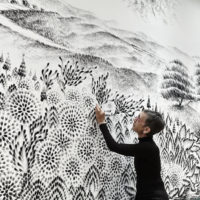 3 Questions with Judith Braun – and Big Congrats on Her Fantastic Mural at Bloomberg Philanthr…