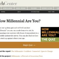 How Millennial-Minded are you? (Take the quiz and find out!)