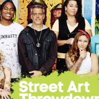 Street Art Throwdown on Oxygen is Amazingly Good – Highly Recommend!!
