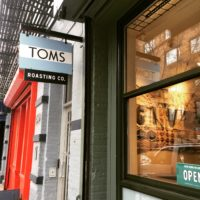 TOMS opens first NYC flagship in Nolita (264 Elizabeth Street – bet. Prince and Houston)