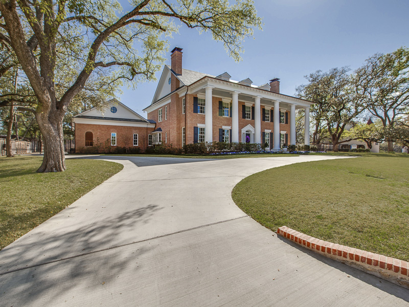 30-Valley-Ridge-Road-76107-Westover-Hills-John-Zimmerman-Briggs-Freeman-Sothebys-luxury-home-for-sale-in-Dallas-Fort-Worth-exterior