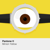 PANTONE Introduces Minion Yellow, Their First New Color In Three Years