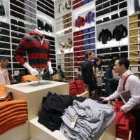 Why Uniqlo is so popular with guys