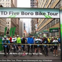 TD Five Boro Bike Tour – One of the best things to do in NYC