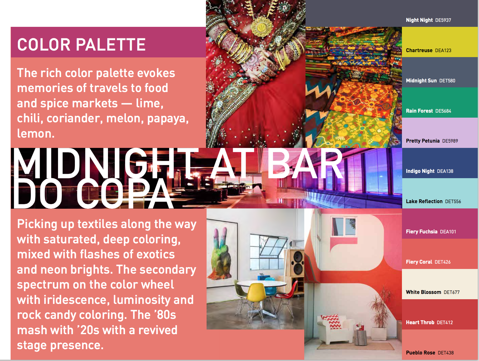 Sydne Style Rounds Up Pantone Top Color Trends