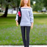 Barbie Fashionista gets to wear flats – huge change for Mattel (and for girls)