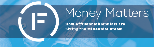 Affluent Millennials:  64% Female, Entrepreneurial, Less College