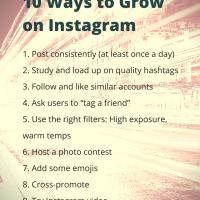 Instagram: 10 ways to supercharge your following