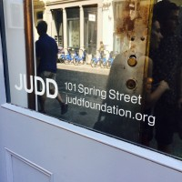 Judd Foundation 90-minute Tour:  HIGHLY RECOMMEND (Video)
