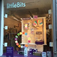 Check out littleBits: super fun and turns kids into inventors!