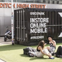 Pop-ups booming as brands get creative with retail strategies
