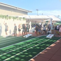 BEST experiential marketing: Heineken House at US Open is spectacular