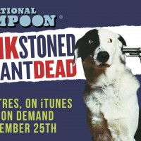 An absolute must-see if you love irreverent humor: Drunk Stoned Brilliant Dead