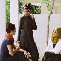The hijab fashion scene: so popular even secular companies are cashing in.