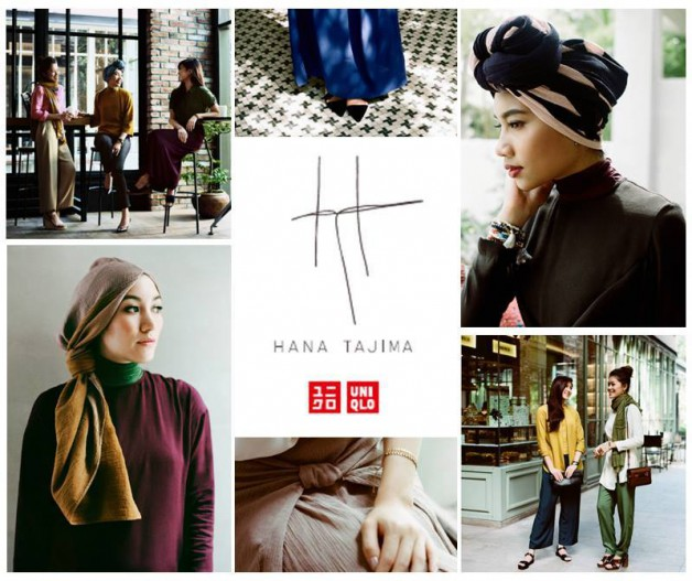 The hijab fashion scene so popular even secular companies Hijab fashion style hana tajima
