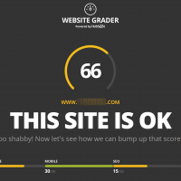 Website Grader: super helpful and free