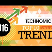 Technomic's top 10 food and beverage trends for 2016