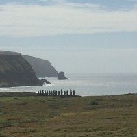 Sacred landscapes: amazing time on Easter Island and Peru