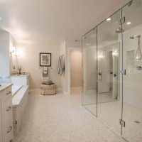 Bath Trends for 2016: walk-in showers and quartz countertops top the list!
