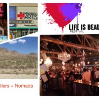 The Downtown Las Vegas Scene: What's up with Life Is Beautiful?