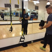 TRX replaces Zumba as my new favorite workout
