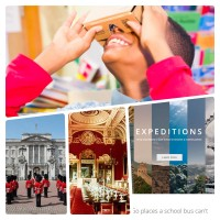 Google's Expeditions Pioneer Program: lets students explore the world from their classrooms