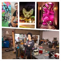 The Latest In Street Art, Public Art: Commissions, Workshops, Documentaries