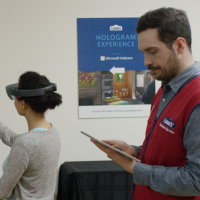 Kitchen redesign goes high-tech with HoloLens demos at Lowe's