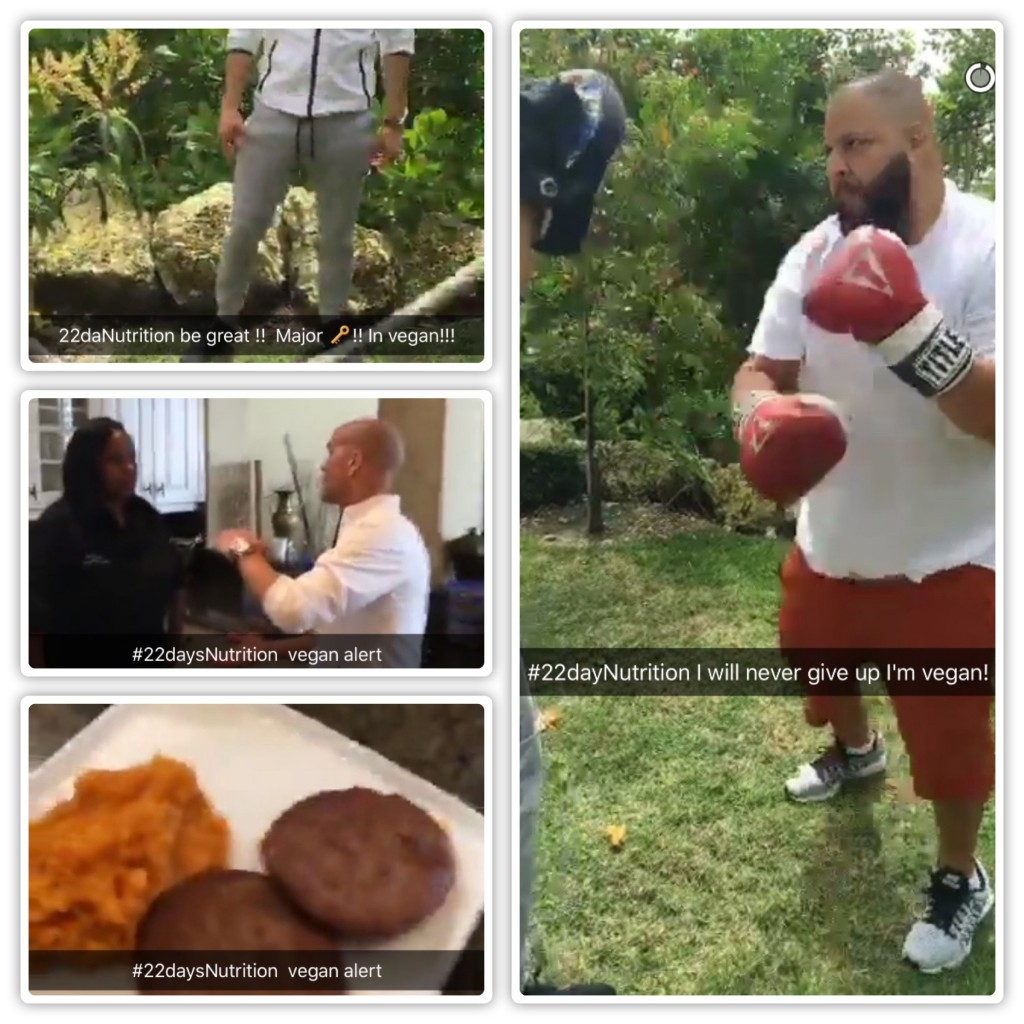 vegan dj khaled