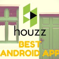 "Houzz named ""Best App"" at the inaugural Google Play Awards!"