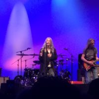 Saw Patti Smith perform last nite: what a badass!!!