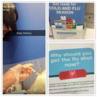 Get Your Flu Shot This Weekend: It Absolutely Works!