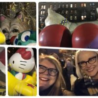 Macy's Balloon Inflation: One of the very best things to do in NYC