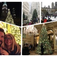 Celebrating Christmas in NYC With These Gorgeous Trees!