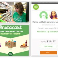 INSTACART: So Cool but Why So Many Service Charges?