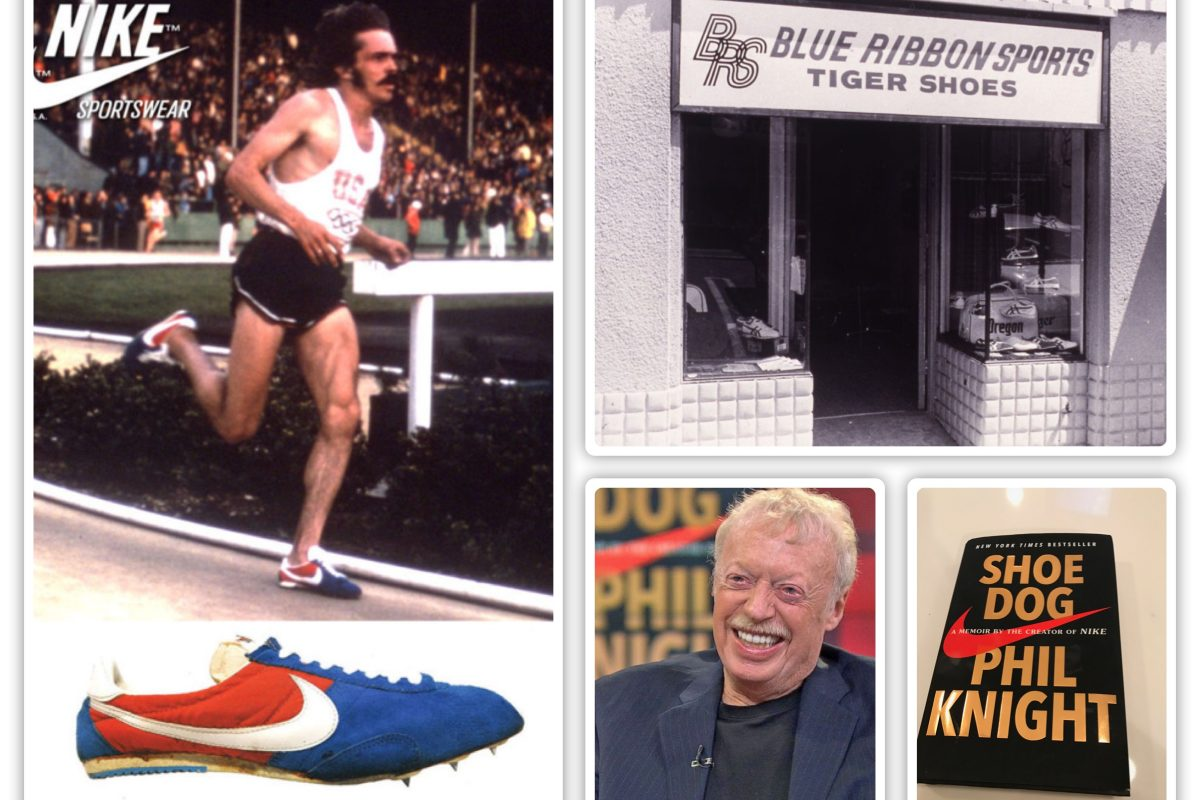 Book Review: Shoe Dog – by Nike's Creator, Phil Knight. EXCELLENT!