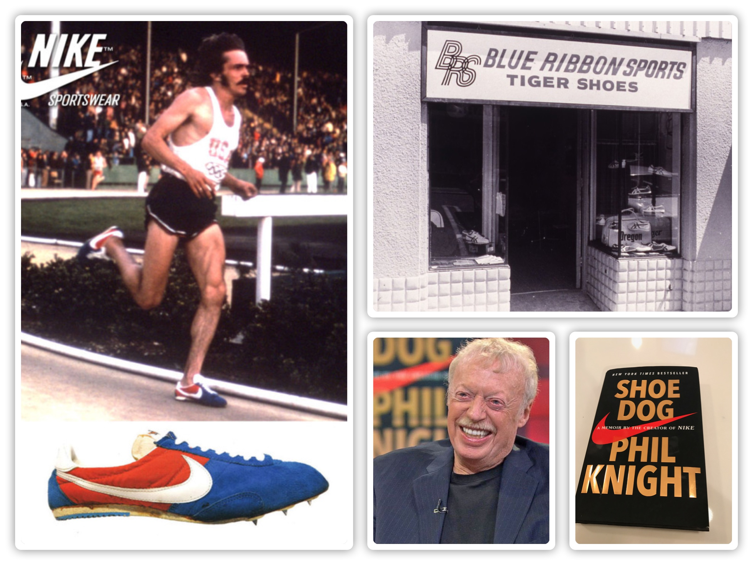 Book Review: Shoe Dog – by Nike's Creator, Phil Knight ...