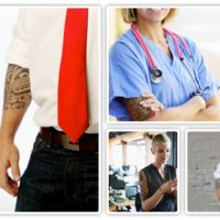 Tattoos in the Workplace: Perceptions are Changing!