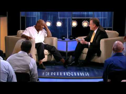 Mike Tyson Interview: Captivating, engrossing, MUST-SEE TV