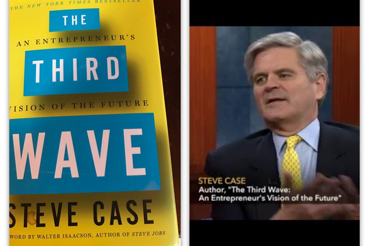 Book Review: The Third Wave by Steve Case
