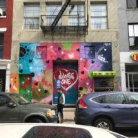 LOVE Street Art – But Has It Jumped The Shark?