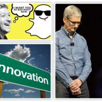 TECH TALK: Whatever happened to innovation at APPLE and FACEBOOK?