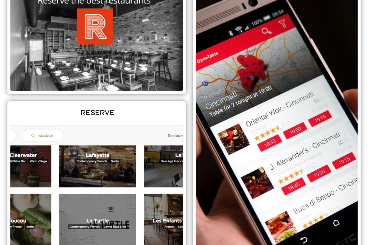 What's up with OpenTable? Everyone's suddenly on Reserve or Resy!